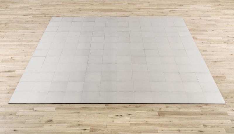 Carl Andre Titanium Square